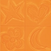 AGATHA Cuatro Naranja