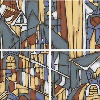 Панно Витраж (из 4-х)-12134