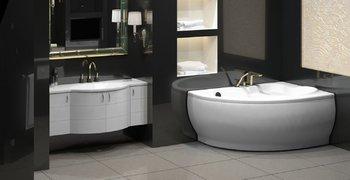 Ванна FLORES 1490×1015(1030)×616 мм -11324