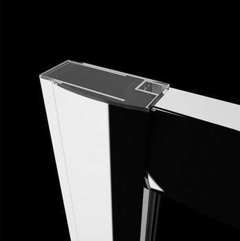 Душевая дверь Premium Plus DWJ 110*190 хром/прозр 33302-01-01N-15444