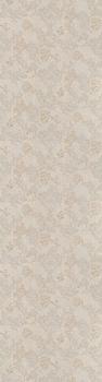 Обои Флора бежевый темный мотив-16650