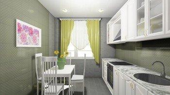 Дизайн-проект «Кухня в Миланском стиле»-16314