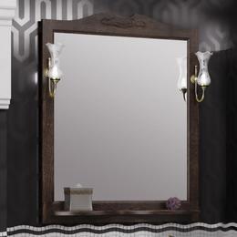Зеркало Тибет 70 Орех антикварный Opadiris
