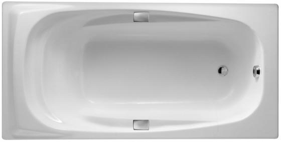 E2902-00 ванна SUPER REPOS 180 Х 90 С ОТВЕРСТИЯМИ ДЛЯ РУЧЕК - главное фото