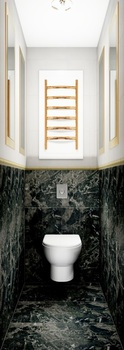 Дизайн-проект «Эстетика черного мрамора»-20656