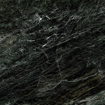 Караташ черно-зеленый полированный-18272