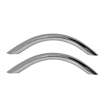 Ручки для ванны Roca Malibu хром-17760