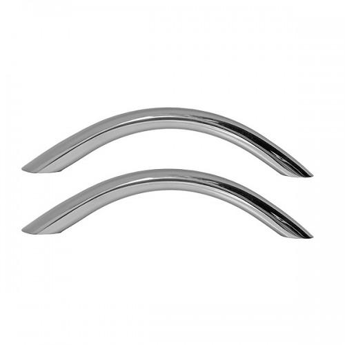 Ручки для ванны Roca Malibu хром - главное фото