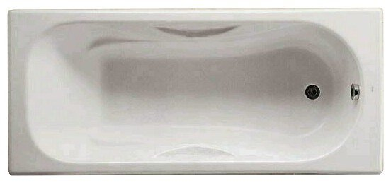 Чугунная ванна Roca Malibu 170х70 - главное фото