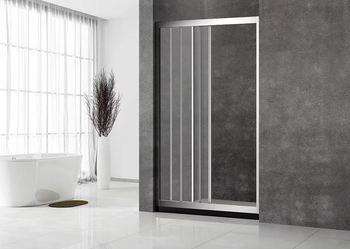 Душевая дверь раздвижная 1200х1950 стекло прозрачное 5 мм VN31-120-01-C5-19818