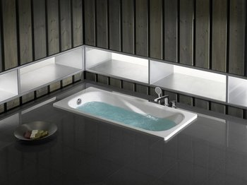 Чугунная ванна Roca Malibu 170х70-17971