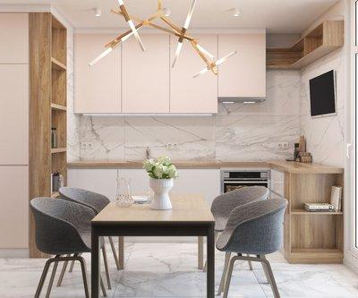 Выбор плитки на кухонный фартук