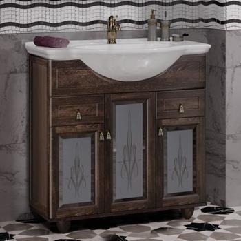 Мебель для ванной Тибет 70 Орех антикварный Opadiris-13266