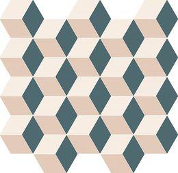 Элемент Мозаика Куб Колд