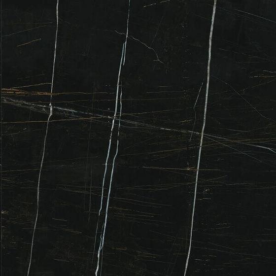 Греппи черный обрезной лаппатированный - главное фото