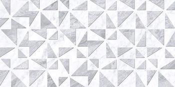 Marmori 3D Декор Каррара Белый -11154