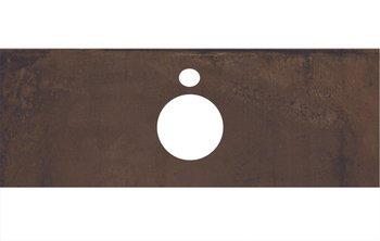 Спец. изделие декоративное для накладных раковин Про Феррум коричневый -14272