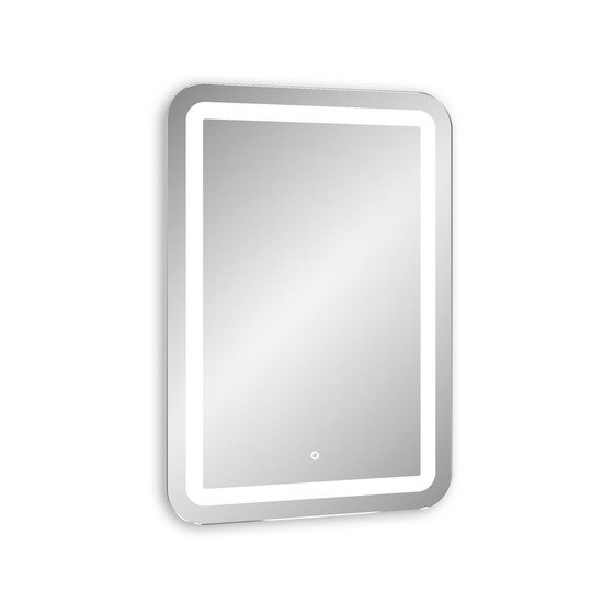 Зеркало Lucia Led 550*800 с подогревом Calypso - главное фото
