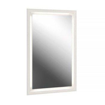 Панель с зеркалом PLAZA Classic 65 белый-14404