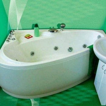 Акриловая ванна Triton Пеарл-шелл (левая)-10785