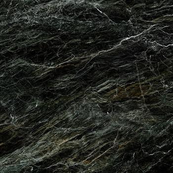 Караташ черно-зеленый полированный-18275