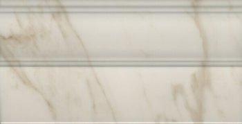 Плинтус Карелли беж светлый обрезной-13086