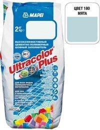 Затирка Ultracolor Plus №180 (мята) 2 кг.