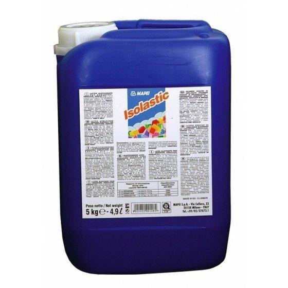 Mapei ISOLASTIC латексная добавка д/клея KERABOND или KERAFLOR  кан. 4,5 кг - главное фото