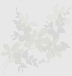 Flower Blanco декор стена (из 3-х плиток 31,6х90), 94,8*90