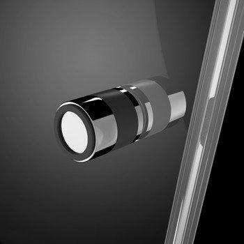 Душевая дверь EOS DWJ 100 без матовой вставки-15406