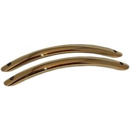 Ручки для ванны Roca Malibu золото