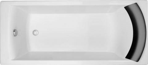 Ванна BIOVE 170Х75 без отверстий для ручек, без антискользящего покрытия (E2930-S-00) - главное фото