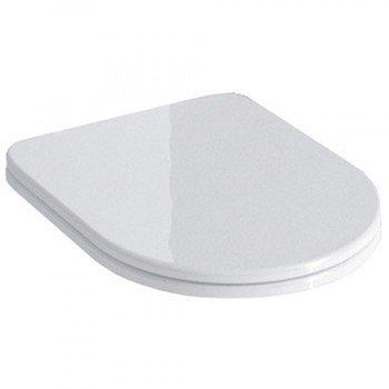 Сиденье POMPEI Soft close + Clip up белый-14082