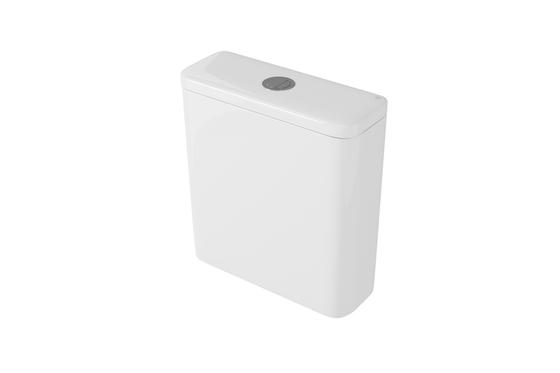 Бачок унитаза-компакта с сиденьем DP микролифт OWL Tid Cirkel-G - главное фото