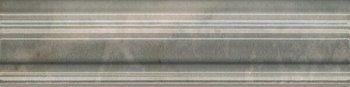 Бордюр Багет Стеллине серый-12646
