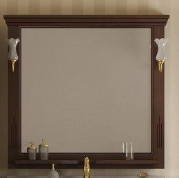 Зеркало Риспекто 105 Орех антикварный Opadiris