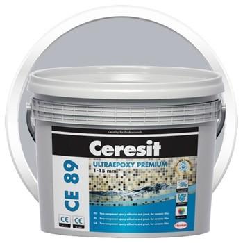 Эпоксидная затирка CE 89/2.5 Concrete Grey 809-18968