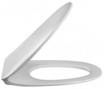 8322K-00 сиденье для унитаза ODEON UP ультратонкое, микролифт (белый) JD-12949