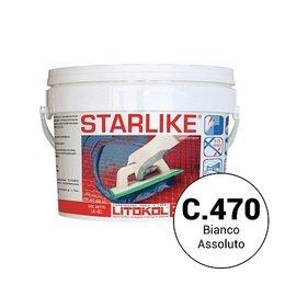 Эпоксидная затирка Starlike C.470 B.Assoluto 2,5 кг
