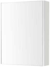 1A237002BV010 зеркальный шкаф БЕВЕРЛИ 65 /15х65х81/(белый глянец)