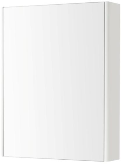 1A237002BV010 зеркальный шкаф БЕВЕРЛИ 65 /15х65х81/(белый глянец) - главное фото