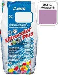 Затирка Ultracolor Plus №162 (фиолетовый) 2 кг.