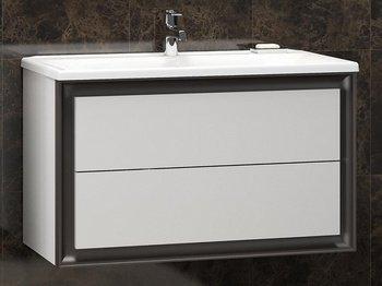 Мебель для ванной Капри 90 Белый Opadiris-13153