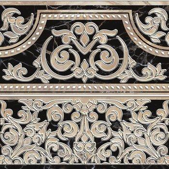 Арина декор черный -13601