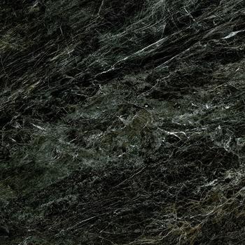Караташ черно-зеленый полированный-18271