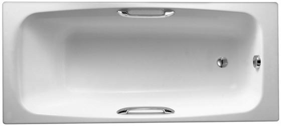 E2926-00 ванна DIAPASON 170Х75 с отверстиями для ручек - главное фото