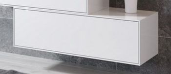 Genesis тумба подвесная 100, цвет белый GEN0310W-12451
