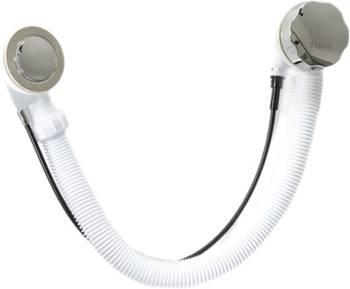 Слив - перелив полуавтомат для ванны Triton-11054