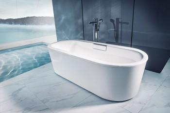 E6D036-00 чугунная ванна VOLUTE 160X75-18017