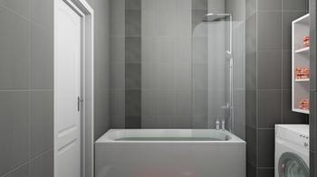 Дизайн-проект «Сдержанный лофт»-17950